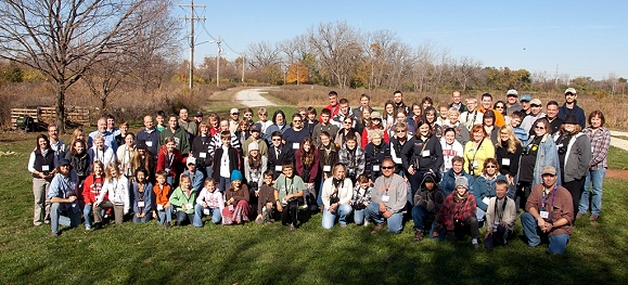 2011 OYBC Conference Group